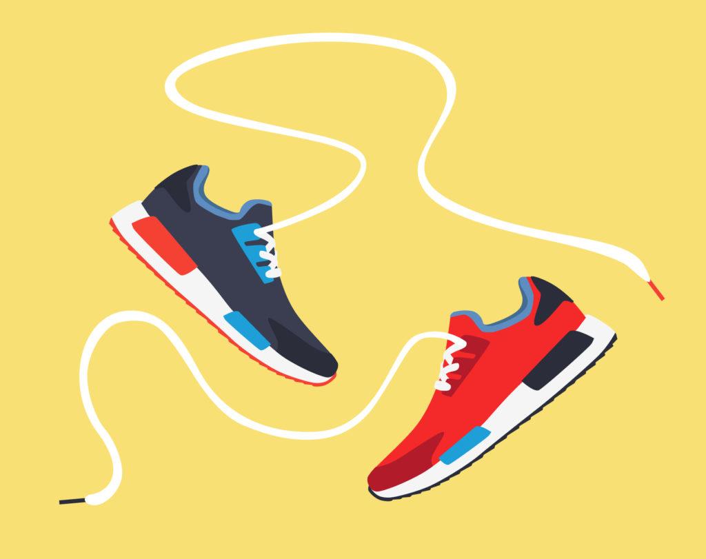 A new online walk/run/movement program